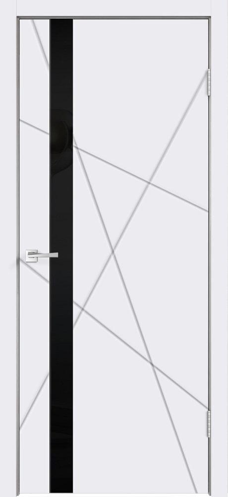 SCANDI S Z1 BLACK GLASS