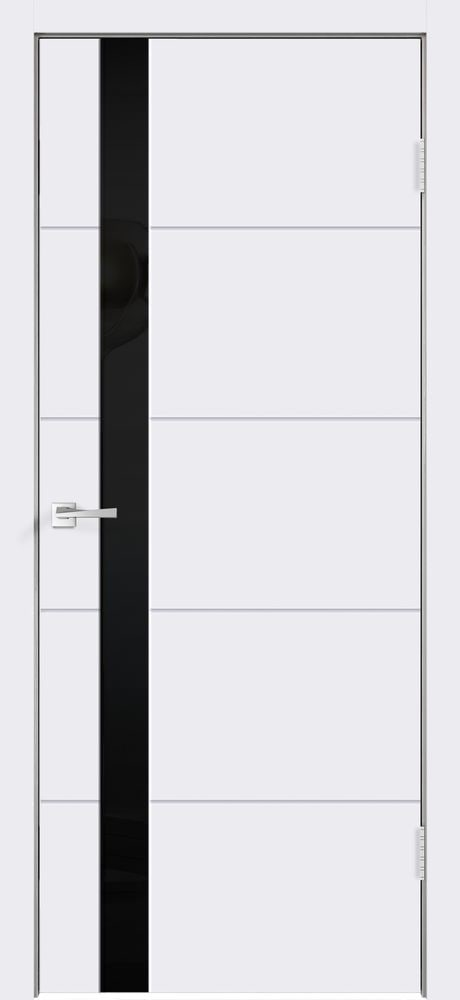 SCANDI F Z1 BLACK GLASS